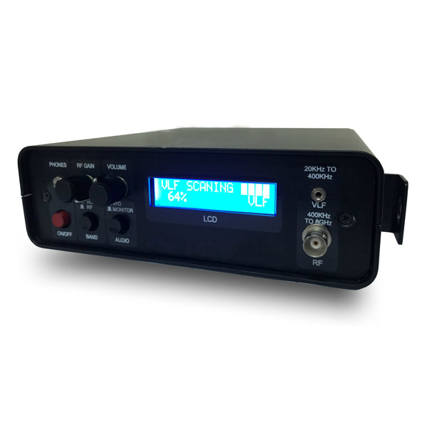 COUNTER SURVEILLANCE BROADBAND RECEIVER