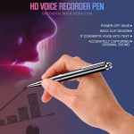 VOICE RECORDER PEN | 38HR BATTERY LIFE | $79.00