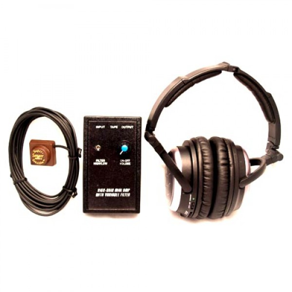 ACOUSTICAL CONTACT MICROPHONE | SPY STORE