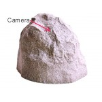 HIDDEN CAMERA ROCK | HD 1080P | B/W & COLOR | BATTERY POWERED | NIGHT VISION | BUILT-IN DVR