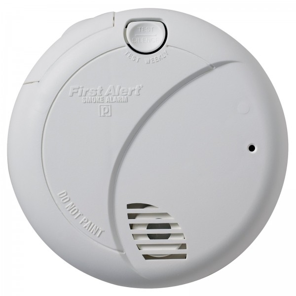 HIDDEN CAMERA SMOKE ALARM | FULL HD 1080P | B/W & COLOR | BATTERY POWERED | NIGHT VISION | BUILT-IN DVR