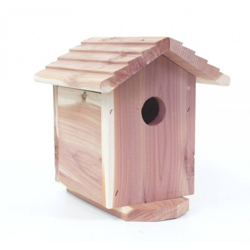 Hidden Camera Bird House Hd 1080p Weatherproof Battery Powered Night Vision Built In Dvr 599 00
