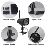 WIRELESS CAMERA DVR KIT