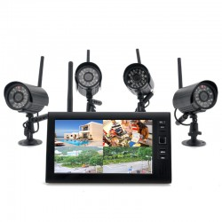 WIRELESS WEATHERPROOF CAMERAS