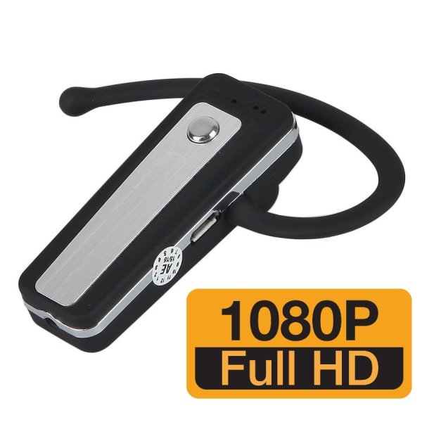 VIDEO BLUETOOTH EARPIECE HIDDEN CAMERA | HD 1080P | $99.00