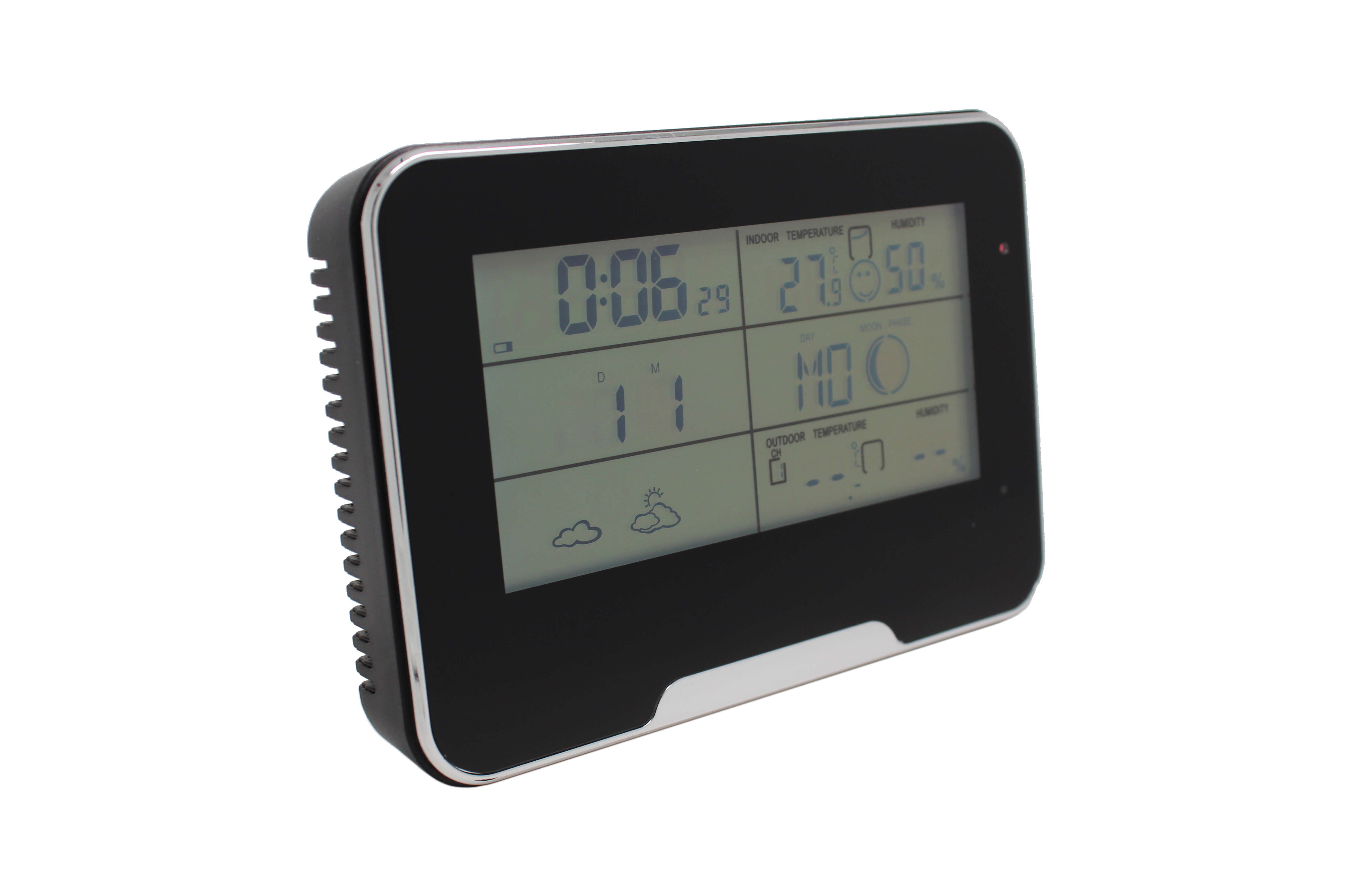 Hidden Spy Camera Weather Station 1080p Hd Built In